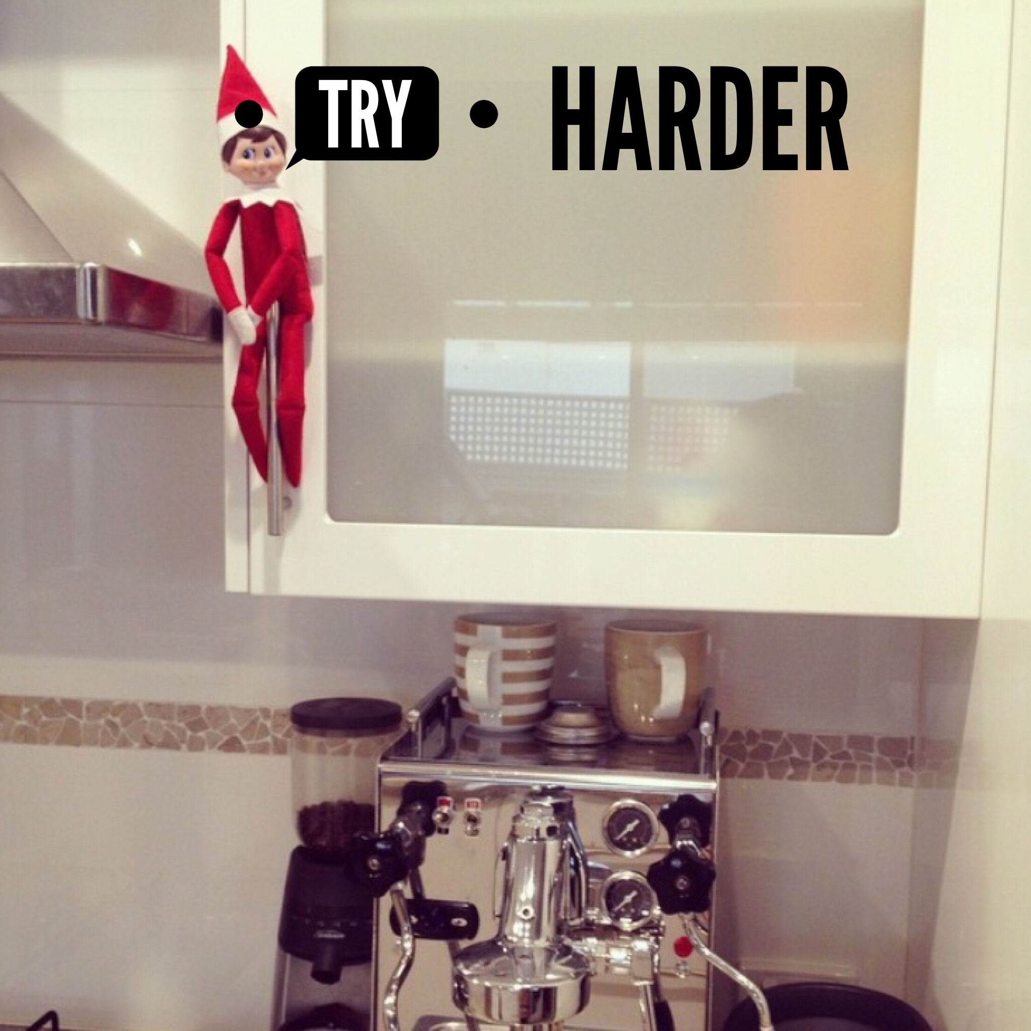 Elf On The Shelf The Triumph And The Torture Eenie Meenie